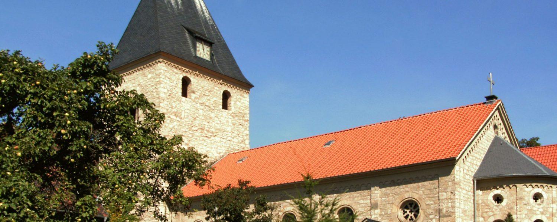 St. Gertrud Kirche Hedersleben