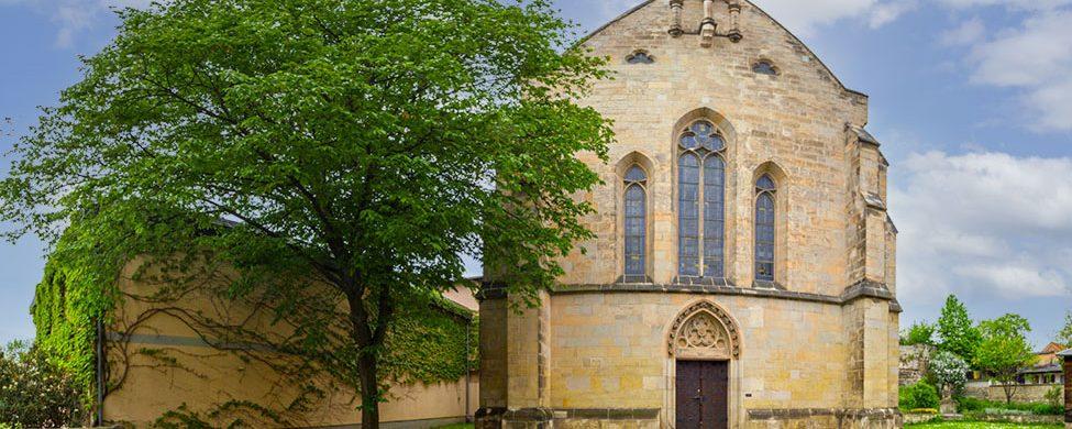St. Mathilde Kirche Quedlinburg
