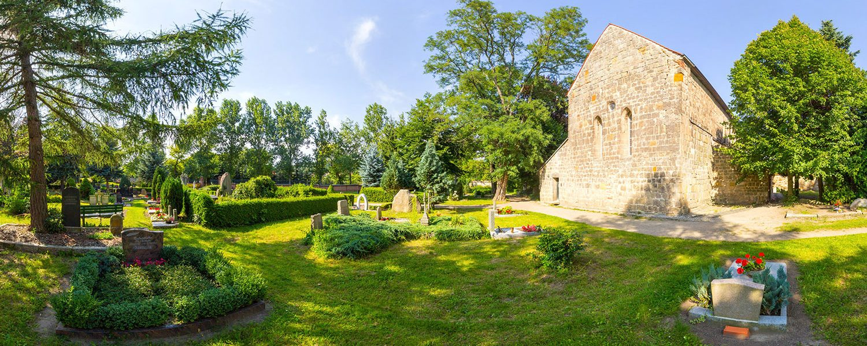 St. Wiperti Kirche Quedlinburg